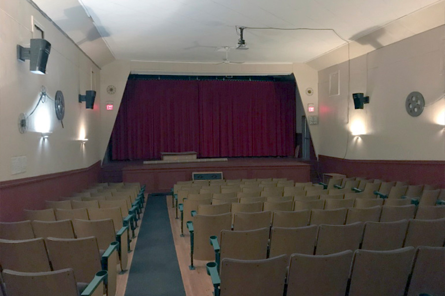 The Gaiety Theatre in Glenboro, MB, has faced many hardships over the years. But credit the spirit of a close-knit community and a little financial boost from the Canada's Farmers Grow Communities program (CFGC), to help the show go on.